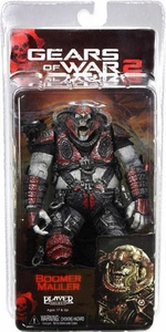 NECA Gears of War Series 6 Action Figure Boomer Mauler [Flail & Boomshield]