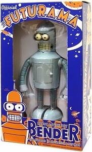 Futurama Rocket USA Wind-Up Tin Bender