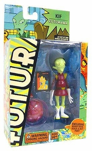 Futurama Toynami Series 3 Action Figure Kif Kroker