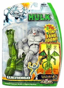Hasbro Marvel Legends Hulk Series [Build a Fin Fang Foom] Action Figure Wendigo