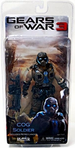 NECA Gears of War 3 Series 3 Action Figure COG Soldier