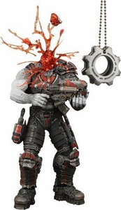 NECA Gears of War Exclusive LOOSE Action Figure Headshot Locust Drone [Damaged]