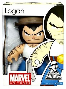 Marvel Mighty Muggs Series 6 Figure Logan