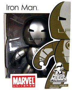 Marvel Mighty Muggs Series 5 Figure Prototype Armor Iron Man
