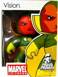 Marvel Mighty Muggs Series 5 Figure Vision