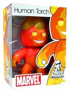 Marvel Mighty Muggs Series 4 Figure Human Torch