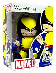 Marvel Mighty Muggs Series 4 Figure Wolverine