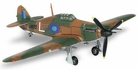 Forces of Valor 1:72 Scale Enthusiast Series Planes U.K. Hurricane [Southeast Asia] BLOWOUT SALE!