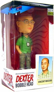 Bif Bang Pow! Dexter Bobble Head Vincent Masuka