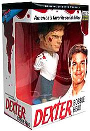 Bif Bang Pow! Dexter Bobble Head Dexter [White Shirt]