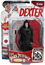Bif Bang Pow! Dexter 2009 SDCC San Diego Comic-Con Exclusive Action Figure Dexter the Dark Defender
