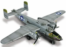 Forces of Valor 1:72 Scale Enthusiast Series Planes U.S. B-25J Mitchell Bomber [Philippines]