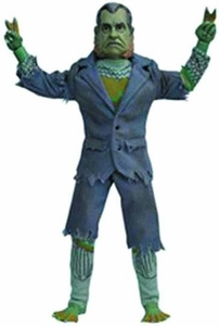 Presidential Monsters Heroes in Action Figure Series 1 The Monster from the Watergate Lagoon [Richard Nixon]