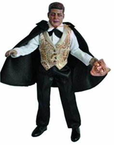 Presidential Monsters Heroes in Action Figure Series 1 The Phantom of the White House [John F. Kennedy]