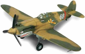 Forces of Valor 1:72 Scale Enthusiast Series Planes U.S. P-40B [Pearl Harbor]