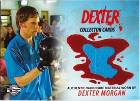 Dexter Trading Cards Costume Card #DC9 Dexter Morgan