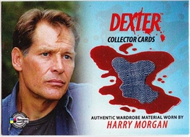 Dexter Trading Cards Costume Card #DC13 Harry Morgan