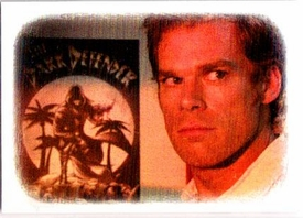 Dexter Trading Cards Chase Foil Card The Dark Defender DD1 Bay Harbor Butcher: Friend or Foe?