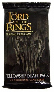 Lord of the Rings Card Game Fellowship Draft Pack
