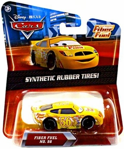 Disney / Pixar CARS Movie Exclusive 1:55 Die Cast Car with Synthetic Rubber Tires Fiber Fuel