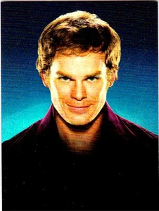 Dexter Trading Cards Chase Card Dexter Portraits DT4 Dexter The Killer
