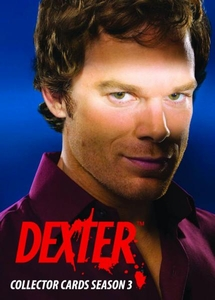 Dexter Season 3 Collector Trading Cards Box