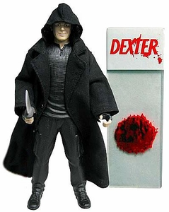 Bif Bang Pow! Dexter 2011 SDCC San Diego Comic Con Exclusive 3.75 Inch Action Figure Dark Defender [Includes Exclusive Blood Slide!] Only 3,000 Made!