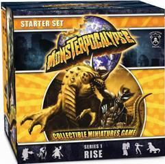 Monsterpocalypse Collectible Miniature Game Starter Set