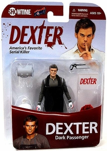 Bif Bang Pow! Dexter 3.75 Inch Action Figure Dexter Morgan [Dark Passenger]