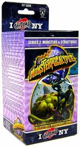 Monsterpocalypse Collectible Miniature Game Chomp NY Series 2 Monster & Structures Booster Pack