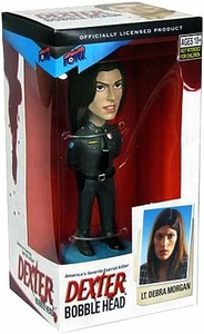 Bif Bang Pow! Dexter Bobble Head  Lt. Debra Morgan