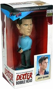 Bif Bang Pow! Dexter Bobble Head Joey Quinn
