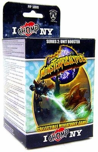 Monsterpocalypse Collectible Miniature Game Chomp NY Series 2 Unit Booster Pack