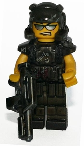 Brick Mercenaries Premium Custom Painted Minifigure Colonial Marine 2 BLOWOUT SALE!