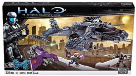 Halo Wars Mega Bloks Exclusive Set #96850 ODST Hawk