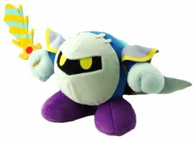 Kirby Adventure 6 Inch Plush MetaKnight