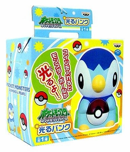 Pokemon Banpresto Diamond & Pearl Piplup Coin Bank