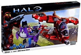 Halo Wars Mega Bloks Exclusive Set #96867 UNSC Hornet Attack