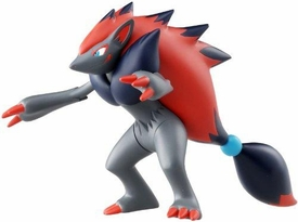 Pokemon Japanese Black & White 6 Inch Vinyl Figure Zoroark