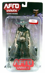 Afro Samurai DC Unlimited Action Figure Justice