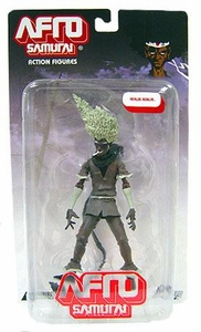 Afro Samurai DC Unlimited Action Figure Ninja Ninja