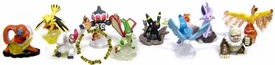 Pokemon PVC Pencil Toppers Series 2 Set of 10
