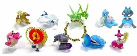 Pokemon PVC Pencil Toppers Series 3 Set of 10