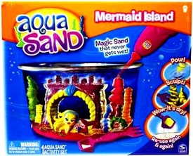 Aqua Sand Playset Mermaid Island