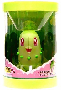 Pokemon Japanese Mini Action Toy Chikorita