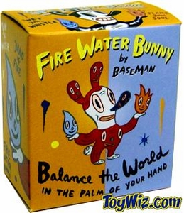 Assorted Designer Toys Random Fire Water Bunny Pack