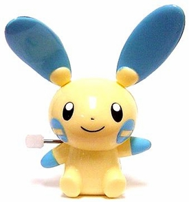 Pokemon Japanese 3 Inch Wind-Up Toy Minun