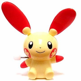 Pokemon Japanese 3 Inch Wind-Up Toy Plusle