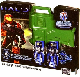 Halo Wars Mega Bloks Set #29699 Collector's Case