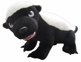 Honey Badger 11 Inch Talking Plush [R Rated Version]